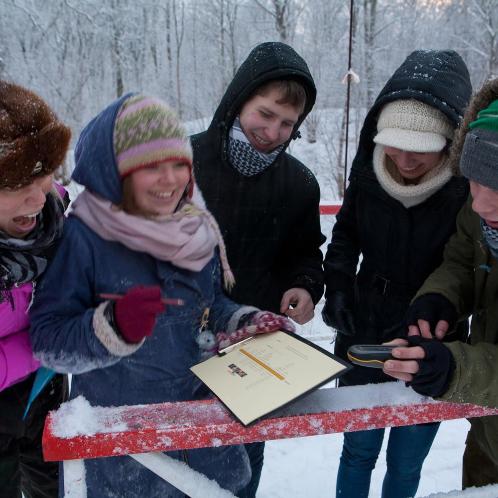 Elamuspank OÜ Viljandi lossimägedes, 21.01.2013