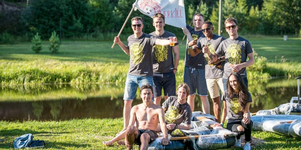 Testlio suvepäevad 2017