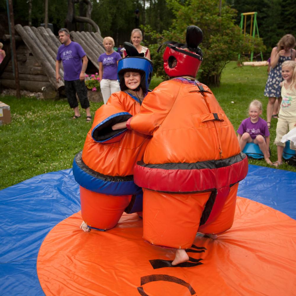 Telegrupp AS suvepäevad Mustjõe kõrtsitalus Harjumaal, 7.07.2012