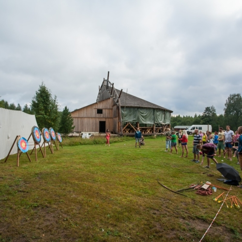 Eesti Energia energiamüügi allüksuse suvepäevad, Kopra Turismitalu, Viljandimaa, 9.08.2014