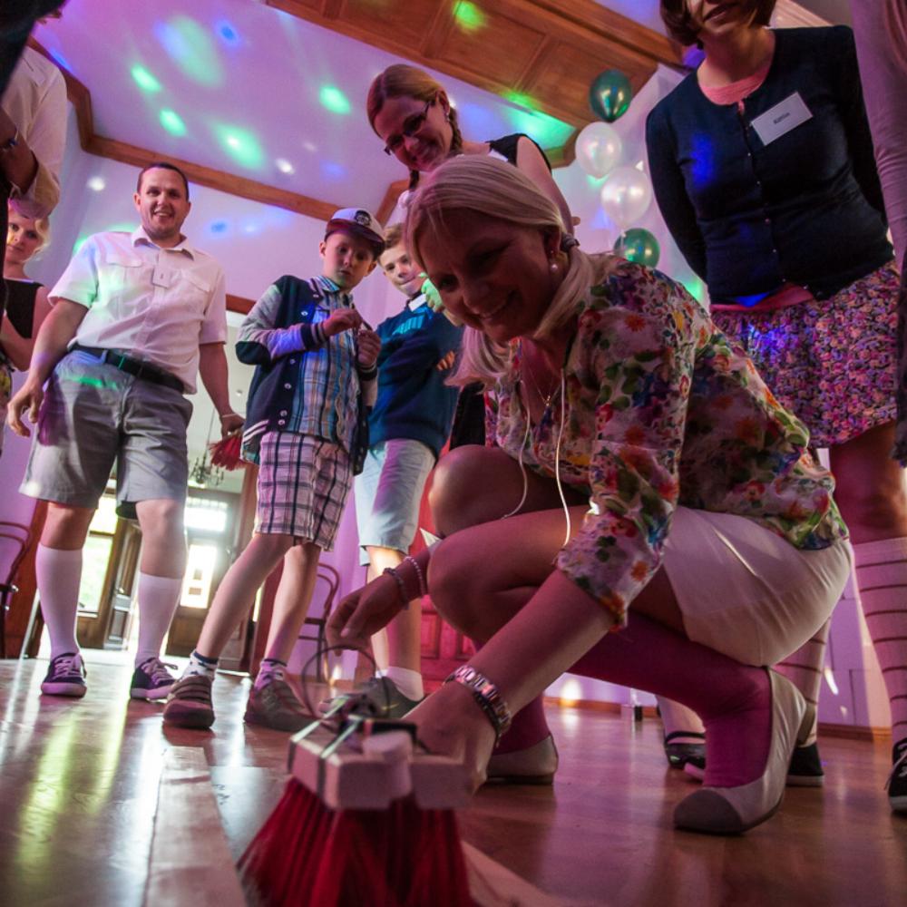 Kristina 40. sünnipäeva tähistamine Olustveres, 28.05.2016