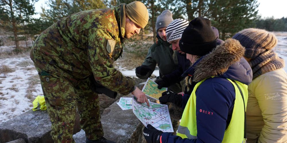 Talvepäevad_Malev_orienteerumine