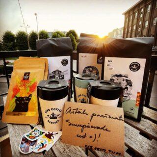 See hetk, kui saad kliendilt tänukingi.☺️ #kingcoffeeservice #elamuspank  #suvepäevad #suurtänu